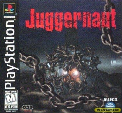 Обложка игры Jaggernaut