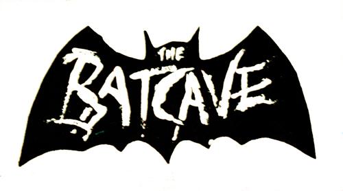 Эмблема Batcave