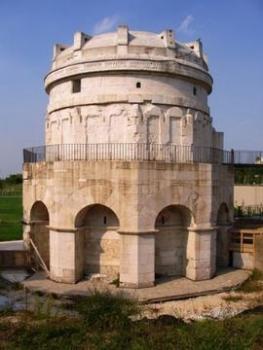 Мавзолей короля Теодориха - образец архитектуры остготов