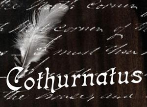 Логотип Cothurnatus