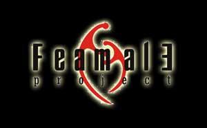 Логотип FeamalE Project