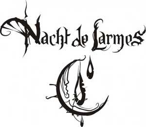 Логотип группы Nacht de Larmes