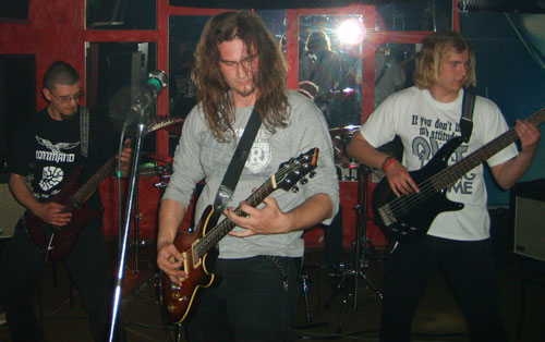 Группа Tanatos фото
