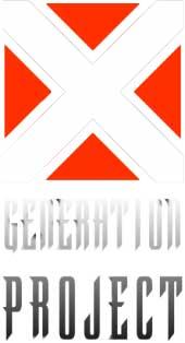 X Generation Project логотип