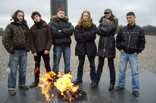 Группа   C.O.R.P.U.S. фото