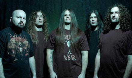Группа Cannibal Corpse