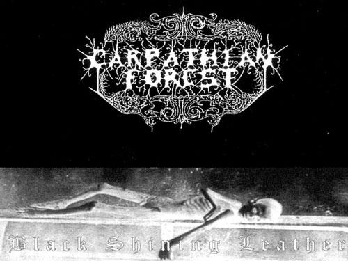 Группа Carpathian Forest