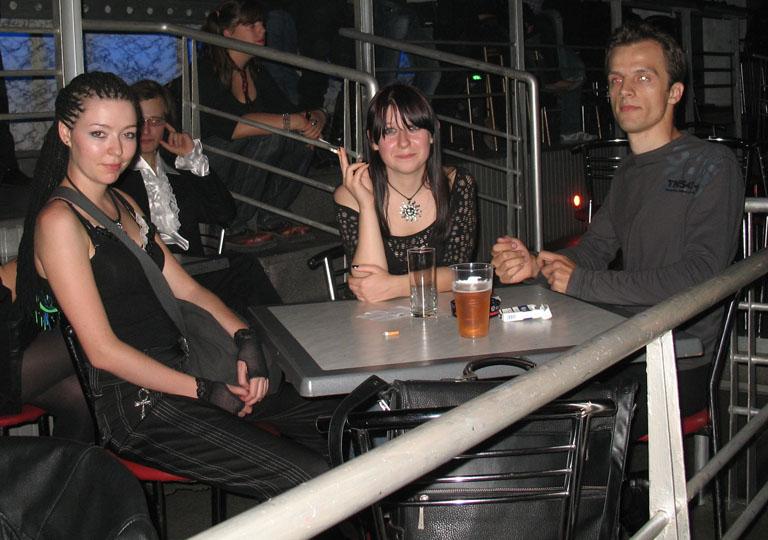 Лестатовна и Чернояда