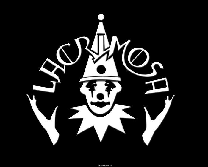 Логотип группы Lacrimosa