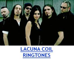 Группа Lacuna Coil