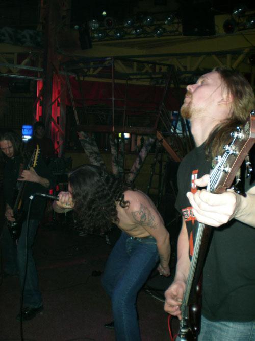 Группа Ravenhate