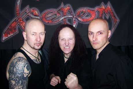 Группа Venom
