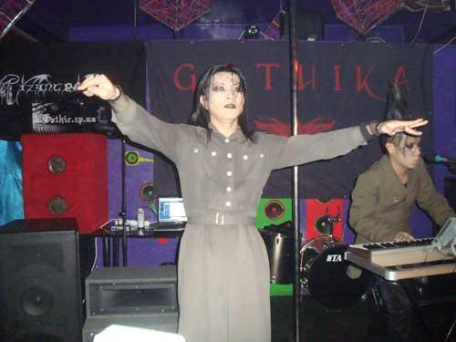 Группа Gothika фото 2