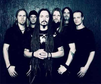 Группа Amorphis