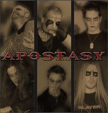 Группа Apostasy