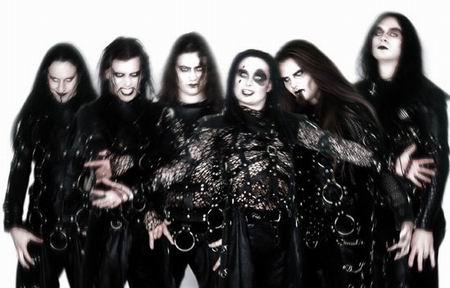Группа Cradle of Filth