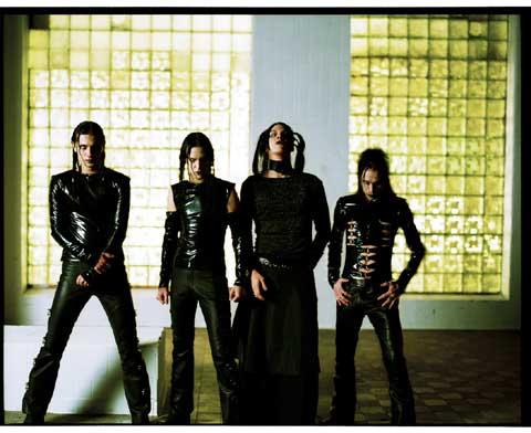 Группа Deathstars