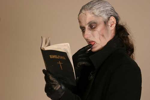 Michael Draw читает