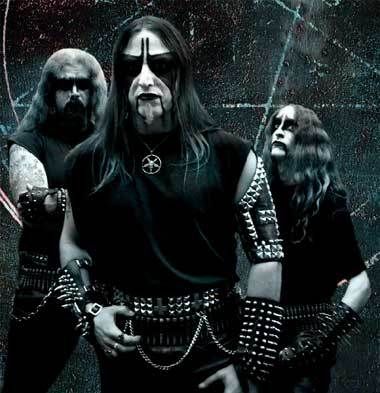 Группа Enthroned