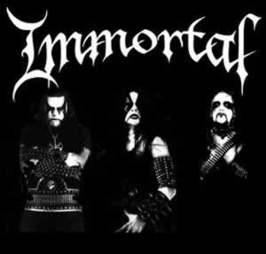 Группа Immortal