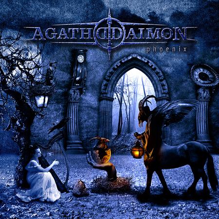 Обложка альбома Agathodaimon - Phoenix