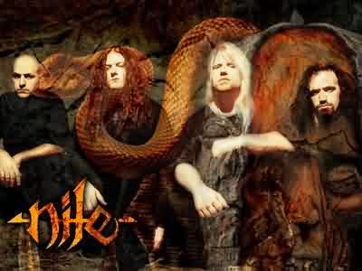 Группа Nile