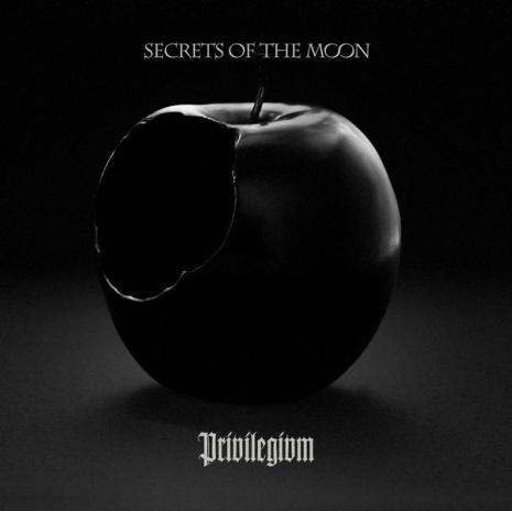 Обложка нового альбома Secrets Of The Moon