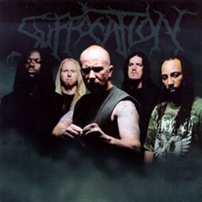 Группа Suffocation