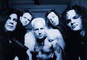 Группа Thanateros